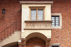 Collegium Maius Stock Photo
