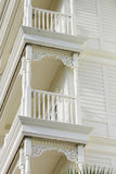 Balcony details Royalty Free Stock Image