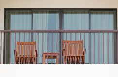 Balcony. Stock Photography
