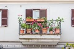 Balcony Stock Photography