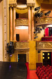 balcony hall performance Στοκ Εικόνα