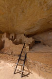 Balcony House, Mesa Verde National Park Royalty Free Stock Photos