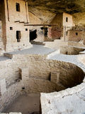 Balcony House at Mesa Verde NP, Colorado Royalty Free Stock Photo