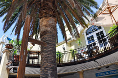 Balcony: Indiana Tea House, Cottesloe Beach Royalty Free Stock Photos