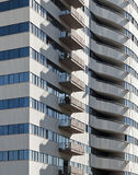 Balcony Skyscraper Stock Images