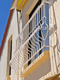 Balcony in Spain Royalty Free Stock Photography