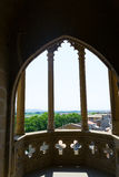 Balcony to the horizont Royalty Free Stock Photo