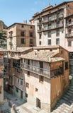 Balcony of wood Royalty Free Stock Photo