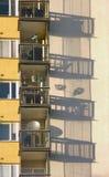 Balconys Image libre de droits