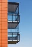Balconys Royalty Free Stock Image