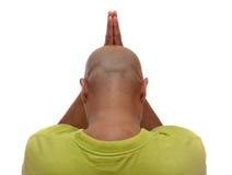 Bald Royalty Free Stock Image