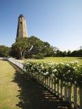 Bald Head Lighthouse. Stock Photos