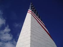 Bald Hill Veterans Memorial Royalty Free Stock Photos