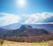 Bald Ivan Crimean mountain Stock Photos