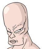 Bald man Royalty Free Stock Images