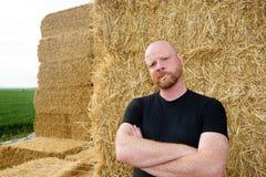 Free Bald Man With Attitude Royalty Free Stock Image - 25221686