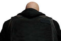 Bald person Stock Photography
