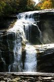 Bald river falls Royalty Free Stock Image