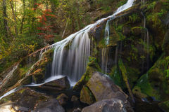 Bald River Falls. Tellico Plains, Cherokee National Forest Stock Photo