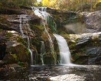 Bald River Falls Royalty Free Stock Photo