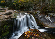 Bald River Falls. Tellico Plains, Cherokee National Forest Stock Images