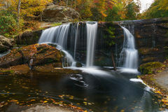 Bald River Falls. Tellico Plains, Cherokee National Forest Royalty Free Stock Photos