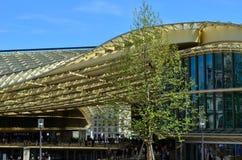 Baldacchino di Les Halles Immagini Stock Libere da Diritti