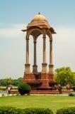 Baldachim blisko India bramy zdjęcia stock
