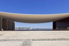 Baldachim Pavilhao de Portugalia, aka Portugalski pawilon, Zdjęcie Royalty Free