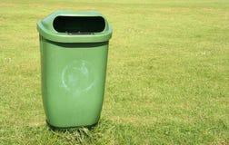 Balde do lixo Foto de Stock Royalty Free