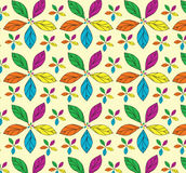 Balde floral patterns royalty free illustration