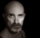balding человек стоковая фотография