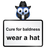 Baldness Cure Stock Photos