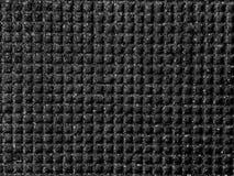 Baldosa en el negro para el fondo Fotografía de archivo libre de regalías