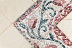 Baldosas cerámicas Fotografía de archivo libre de regalías