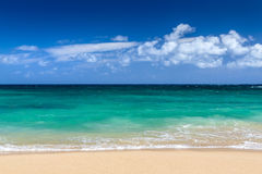 Baldwin Beach  Maui Royalty Free Stock Photo