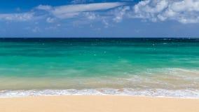 Baldwin Beach North Shore Maui fotografia stock