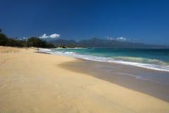 Baldwin Beach, north shore, Maui, Hawaii Royalty Free Stock Image
