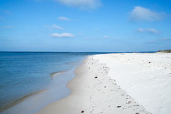 Baldwin County, Alabama. Located on the Gulf Coast in the southernmost part of the Alabama, Gulf Shores has a bit of everything from white sand beaches to bays Stock Image