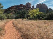 Baldwin Trail, Sedona, Arizona Stock Image