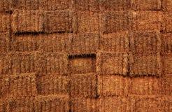 Bale сторновки Стоковая Фотография RF