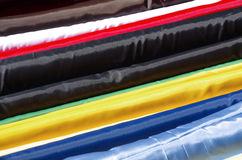 Bale of cloths Stock Images