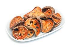 Bale Fruit dried tee Royalty Free Stock Photos