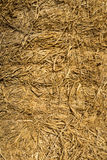 bale of hay background Royalty Free Stock Images