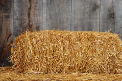 Free Bale Of Straw Royalty Free Stock Images - 21395509