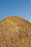 Bale of straw Royalty Free Stock Images