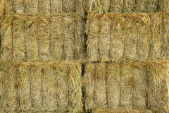 Bale of straw royalty free stock photography