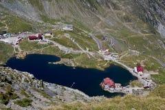 balea湖 库存图片