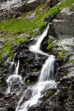 Balea cascade Royalty Free Stock Images
