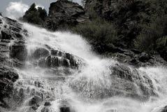 Balea cascade Stock Image